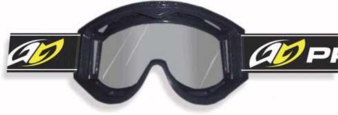 cc9478a2b6b2b Óculos Pro Tork traz aplicação de silicone para maior aderência ao capacete