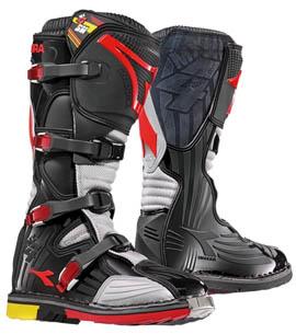 botas moto diadora