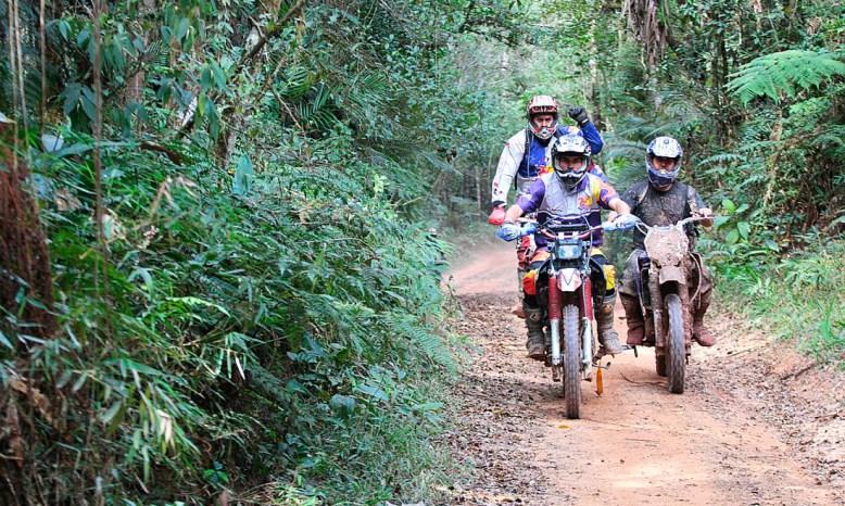 1º Trilhão de Motos Unidos Pela Lama acontece neste sábado e domingo em Ubajara