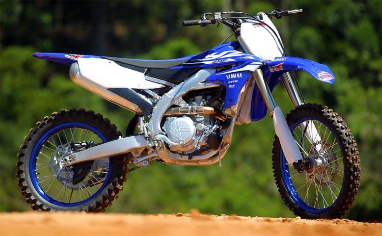 Motos teste yamaha yz450f 2018 motox yamaha yz450f 2018 fandeluxe Image collections