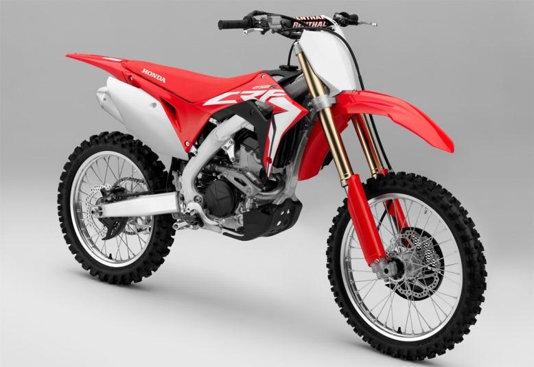 lan amentos motos honda 2018. honda crf250r 2018 lan amentos motos